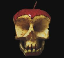 Apple Skull by Mechan1cal5hdws