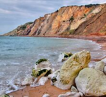 The Beach Alum Bay - I.O.W. by Colin J Williams Photography