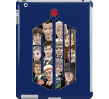 Bigger on the Inside iPad Case/Skin