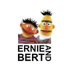 Ernie and Bert by ernieandbert