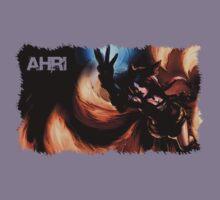 Ahri by thias13