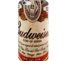 budweiser iPhone Case/Skin
