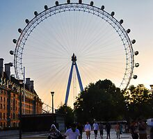 Life in London by Jane Ruttkayova