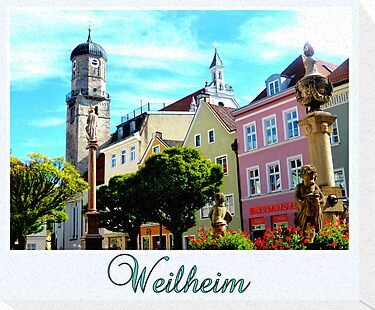 Weilheim  by ©The Creative  Minds