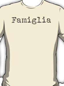 Famiglia T-Shirt