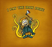I pay the iron price by gabrielart