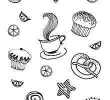 Sweets by Aleksandra Kabakova
