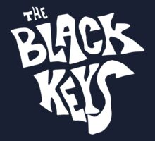 The Black Keys Logo by r3ddi70r