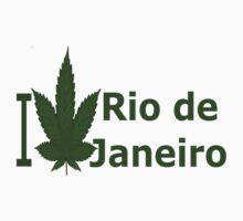 0058 I Love Rio de Janeiro by Ganjastan