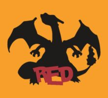 Pokemon Red - Charizard by jsbdesigns