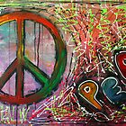 Peace  by Laura Barbosa