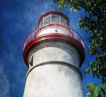 Marblehead Lighthouse 2 by SRowe Art