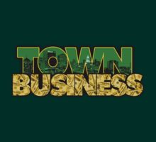 Town Business A's Edition by themarvdesigns