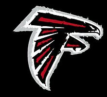 Atlanta Falcons logo  by w00rdup
