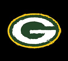 Green Bay Packers logo by w00rdup