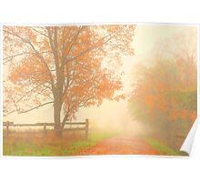 those autumn days.. Poster