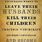 Feminism quote by Pat Robertson by Mandi Whitten