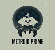Metroid Prime by saboe