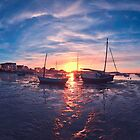 LowTide Poole Harbour. by delros