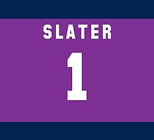 Billy Slater iPhone Cover by nweekly