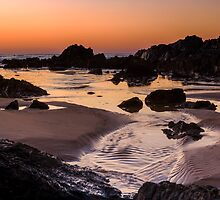 Rockpool Dawn by caths13