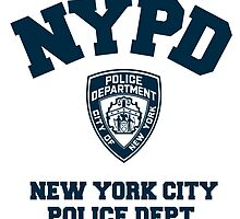 NYPD by axemangraphics