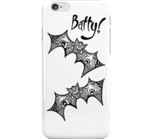 Batty iPhone Case/Skin