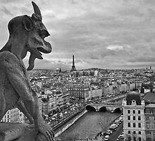 Paris by Fabio Bandera