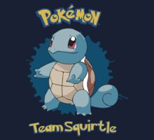 Team Squirtle - Pokemon X Y by StrawberryMo