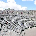 Theatre At Segesta by Francis Drake