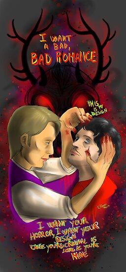 Hannibal - Bad Romance by Furiarossa
