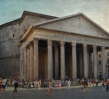 Pantheon by rentedochan