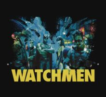Watchmen by andirobinson