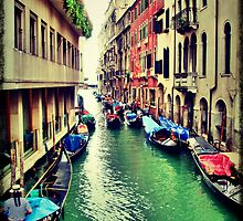 Venice, Italy by blue-roses