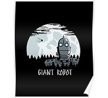 Giant Robot Poster