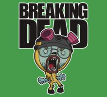 Breaking Dead - Walter White is a zombie! by rjzinger