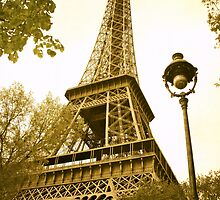 Eiffel Tower  by blue-roses