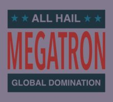 All Hail Megatron II by ashraae