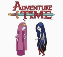 Adventure Time PB & Marceline  by ParaFan11