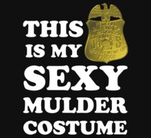 This Is My Sexy Mulder Costume by Look Human