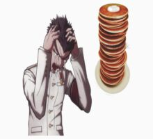 ishimaru crying alone with pancakes by kaworubunga