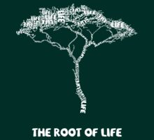 The root of Life by Félix Croteau