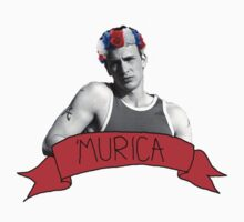 captain 'murica by Kelly Maureen