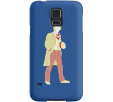 The Fifth Doctor - Doctor Who Samsung Galaxy Case/Skin