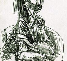 Dmitri Shostakovich by tensil