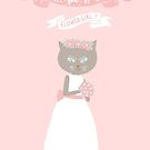 BE MY FLOWER GIRL, PRETTY IN PINK by Jane Newland