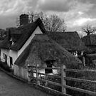 The Cottage By The Bridge by EvilTwin