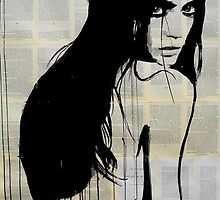 dark siren by Loui  Jover