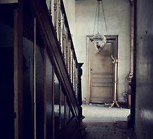 Empty Hallway by DCarlier