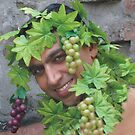 Bacchus God of Wine by Bobby Dar